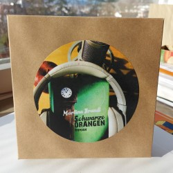 "MP3 CD Hörbuch ""Schwarze..."